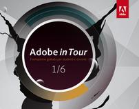 Adobe Creative Suite CS6 in tour