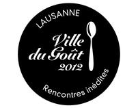 LAUSANNE, VILLE DU GOÛT 2012