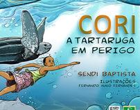 Cori, A Tartaruga em Perigo de Sendi Baptista