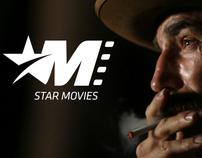 STAR MOVIES REBRAND - CONCEPT BOARDS