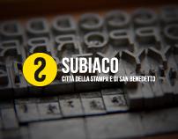 Città di Subiaco - Graphic Contest 2012