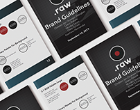 .raw Brand Guidelines Report