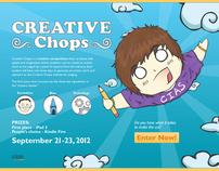 """Creative Chops"" Campaign"
