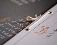 Calendar for CFAO