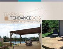 Brochure for Terrasse Tendance Bois - 2011