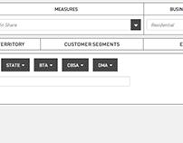 UI for Comlinkdata
