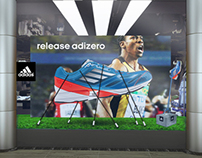 adidas - adizero feather