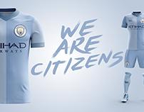 2016 Manchester City Concept Kit
