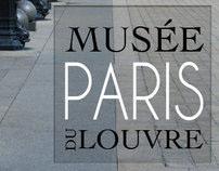 Typo & Photo - Paris museums