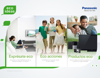 Panasonic eco ideas