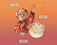 Foodie | Illustrations