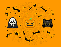 Halloween Moods at ASKfm
