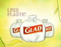 Glad Commerical
