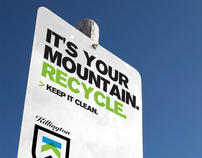 Killington Recycling Campaign