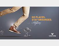 Vestire Footwear - Product Campaign 2