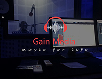 Gain Media Studio