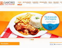 Website | Sabores do Mar