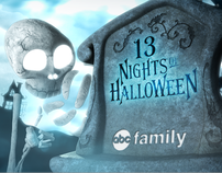 ABC Family Halloween Rebrand