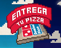Domino´s Pizza - Facebook App