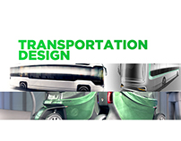 Transportation design Portfolio