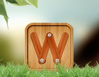Wooden Paradise (application for iPhone)