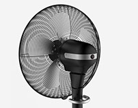 Fan industrial design