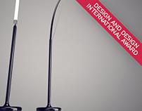 Rod Lamp