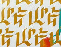 Armenian Calligraphy