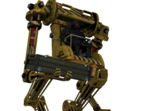 Bipedal Heavy Lifter (BHL)