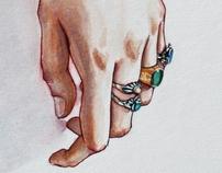 Jeweled Hand