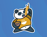 SDG Panda - Sticker Collection