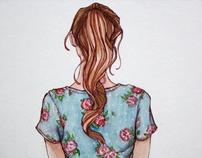 Floral Girl