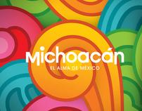Marca Turistica/ Michoacán 2012