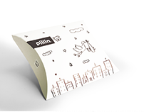 PILLIN - Packaging & Illustration