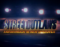 StreetOutlaws: Farmtruck and AZN Takeover Animation