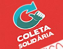 Logo Coleta Solidária