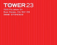 Tower 23 Envelope
