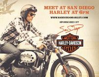 San Diego Harley