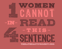 The Literacy Project Posters
