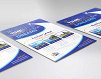ITC Travel Flyer