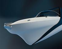 Shark - Concept Motor Yacht