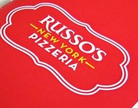 Russo's New York Menu