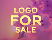 Blooming Logo Design (for sale)