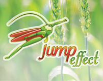 Logotype for Jump-Effect design-studio