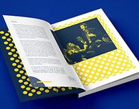 Editorial — CDD Book Design