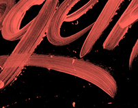 Hand Lettering Vol. 7