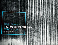 Turn and draw.