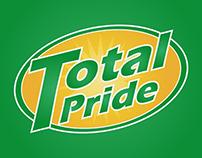 Total Pride Company Logo Design