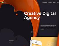 Rebrand - Creative Digital Agency