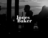 Jones Baker Branding